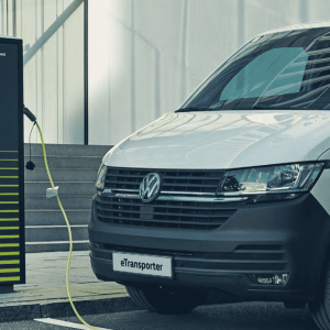 VW ABT eTransporter charging