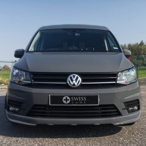 VW Caddy WASP Front