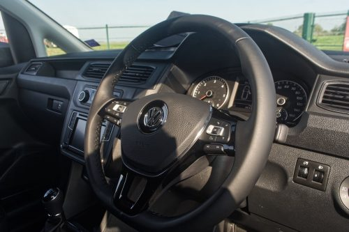 VW Caddy Steering Wheel