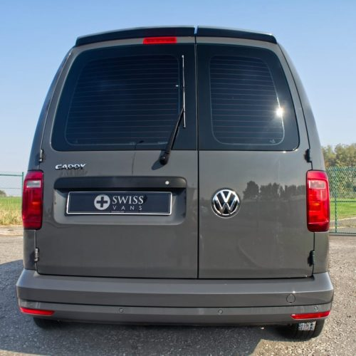 VW Caddy WASP Rear
