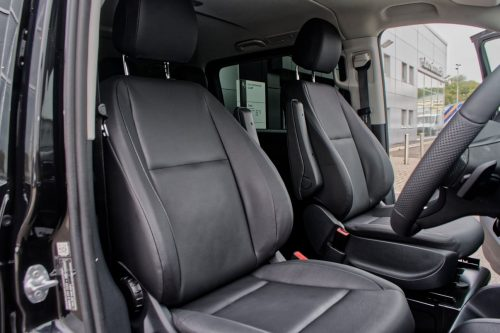 Mercedes Vito Sport Front Leather Seats