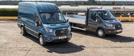 Five-tonne Transit Equips Heavy Duty Capability to the Commercial Range of Ford