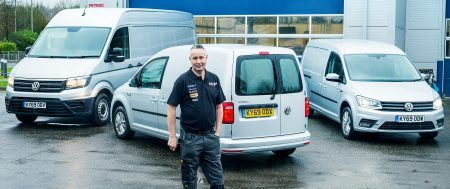 The Ultimate Electrician & Plumbing Competition Gets Support From Volkswagen Commercial Vehicles