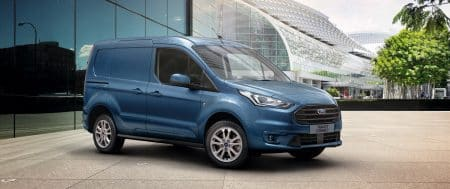 FORD TRANSIT CONNECT ENHANCES APPEAL FOR FLEET OPERATORS WITH BEST-IN-CLASS FUEL EFFICIENCY AND 1.0-TONNE PAYLOAD
