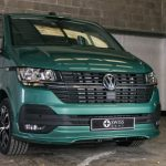 VW Transporter with WASP 3 bodykit