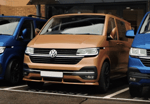 VW Transporter WASP2