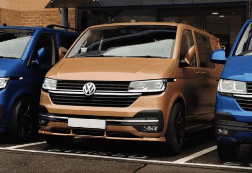 VW Transporter WASP2