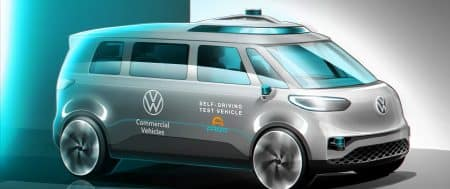 VOLKSWAGEN PLANS TO ACHIEVE GREATER SUCCESS IN THE COMMERCIAL SECTOR