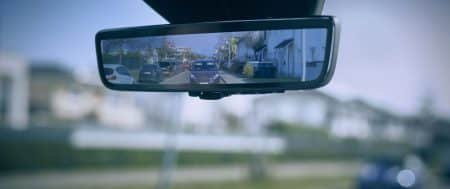 FORD SMART MIRROR FOR VAN DRIVERS