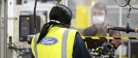 FUTURE FORD TRANSIT CUSTOMERS WILL HAVE THE LATEST TECH DIESEL ENGINES THANKS TO FORD DAGENHAM